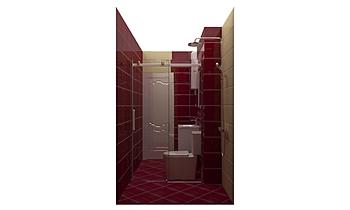 СОРЕЛ Classic Bathroom Vel Turn