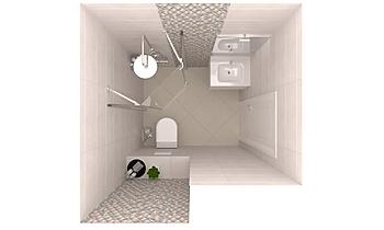 80563 Klasický Koupelna ml design1