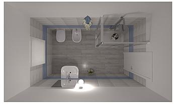 TAGLIAFERRI Classique Salle de bain Giorgia Ferrante