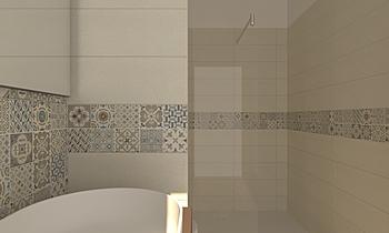 Ripetta Classic Bathroom andrea centonze