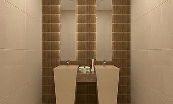 WASH COUNTER Klasický Koupelna OBEID GENERAL TRADING