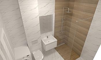 varena vs long Classic Bathroom Edin Hodzic