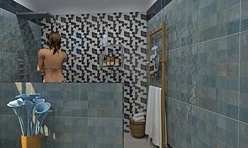 Cardamone 7 Clássico Casa de banho  Antonio Cardamone