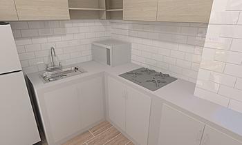 Kitchen floor Classic Kitchen Feruni Ceramiche Sdn Bhd frspj