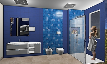 ALBA Classic Bathroom CAROLINE PIACENZA
