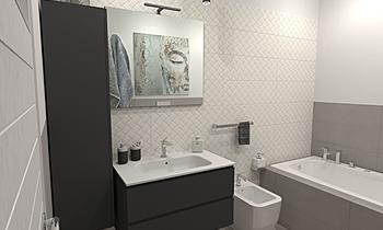 ilenia Klasický Koupelna Steve Fulco