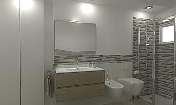 MARA SGAMBINI Classic Bathroom Edilclima srl