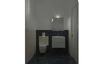 WC Classique Salle de bain Donart Sahiti