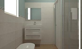 MAZZAGLIA PICCOLO Classic Bathroom DARIO  MIANO