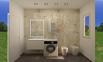 Andrea Giovagnoli bagno c... Classic Bathroom Elisa Filippini