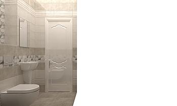 Clay - Валя Чабуклийска Classic Bathroom Ban St
