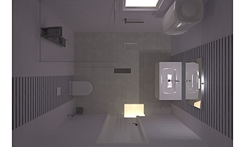 WC Classic Bathroom Donart Sahiti