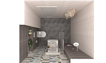 serdica Classique Salle de bain Keraton Ob