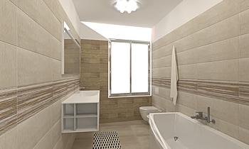 DI PIETRO BAGNO GRANDE Classic Bathroom MARIO RODI