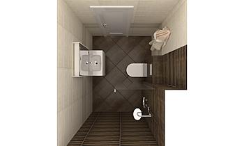metal art Classique Salle de bain Keraton Ob