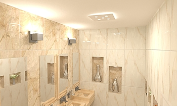 صبحى Classic Bathroom Ahmed homestyle