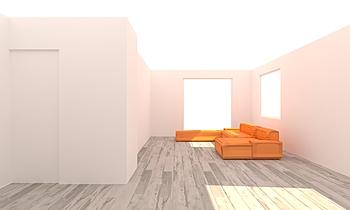 Sala Mark-Gyver Modern Living room Mario Nicastro