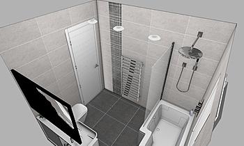 Jo Robertson Classic Bathroom Sagren Naidoo