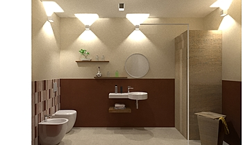 fly 2 Classic Bathroom Davide D'Orso