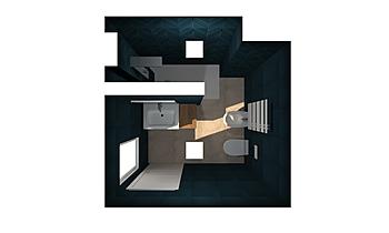 Angiulli Alessandro Contemporary Bathroom Nuova Edilizia Gigante srl