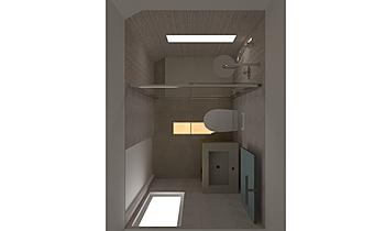 bagno 1 Contemporary Bathroom Marrazzo Group srl