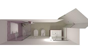 MASSIMO Classic Bathroom Giorgia Ferrante