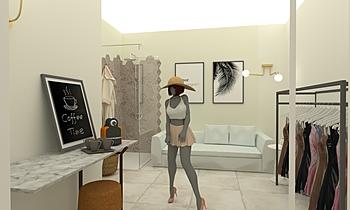 TRULLO Classic Living room GIULIA CENTRONE
