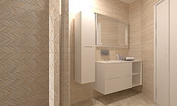 David Classic Bathroom CESAR  COCINA Y BAÑO