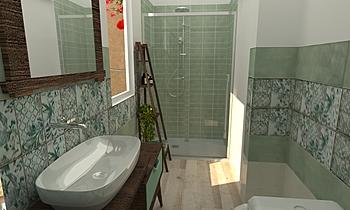 sorci be unique shabby Country Bathroom salvino imburgia