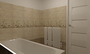 Krsik Classic Bathroom Barbora Hnilicka