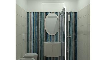 bagno alice Contemporain Salle de bain Gloria  Guardigli