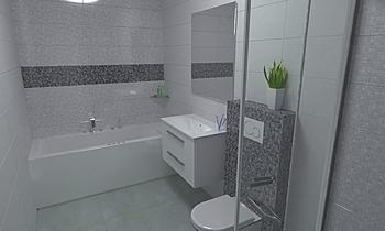 Jasmin Pecar 13.08.2020 a... Classique Salle de bain Edin Hodzic