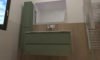PROGETTO CLAUDIA Classic Bathroom Laura Centi