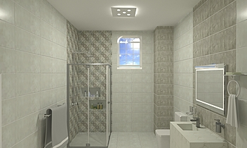 منذر Classic Bathroom Ahmed homestyle
