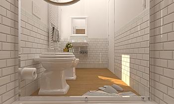 1 Klasický Koupelna De Gregoris -  Dove Nasce Casa