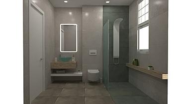 Нели / Александър Алексан... Classic Bathroom Vesela Neshkova