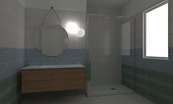 GIMINIANI Contemporary Bathroom Edilclima srl
