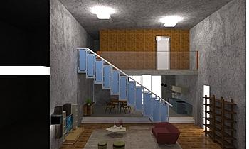 home_3 Classic Living room hariom upadhyay