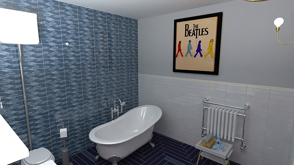 Traditional Bathroom Classic Bathroom James Mannion