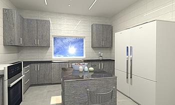 JBR KIT Classic Kitchen OBEID GENERAL TRADING