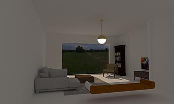 LIving Classic Living room A M