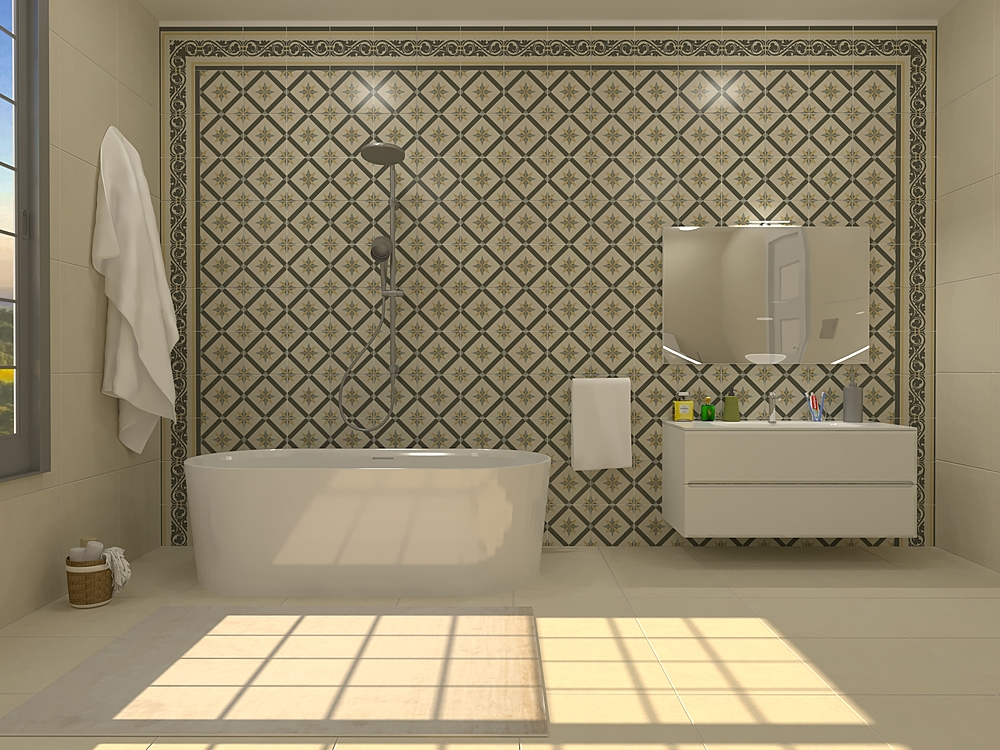 1-Bal-Baño Classic Bathroom Baldocer  Ceramica