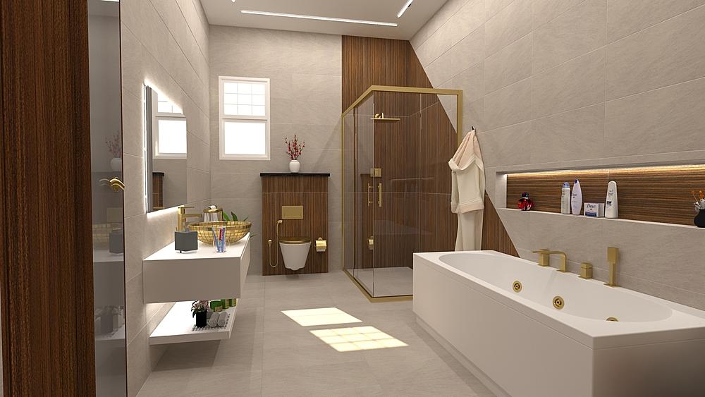 gharib Classique Salle de bain MOHAMED  GHARIB