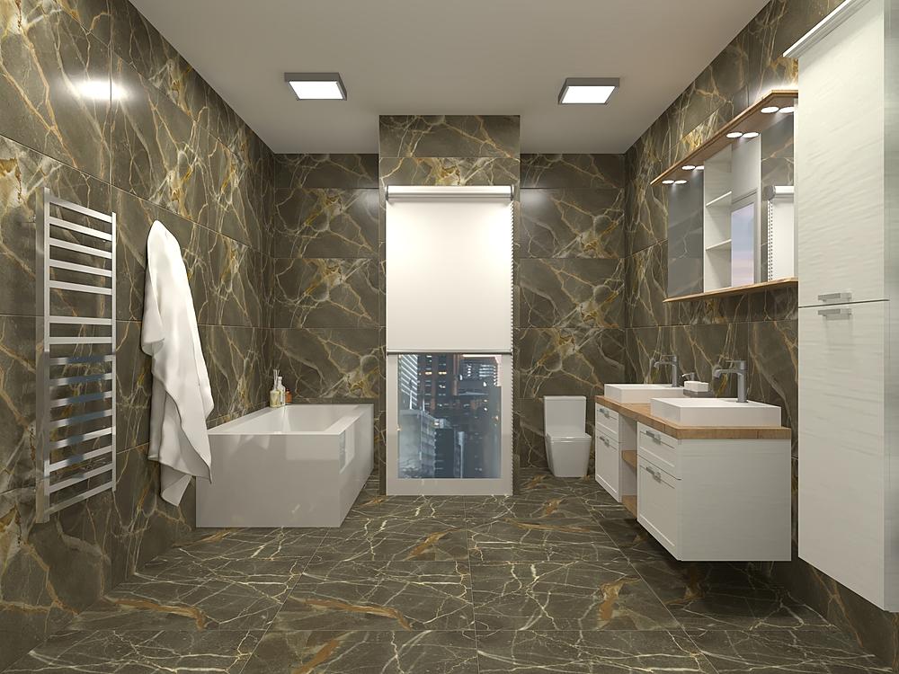 7-Bal-Baño Classic Bathroom Baldocer  Ceramica