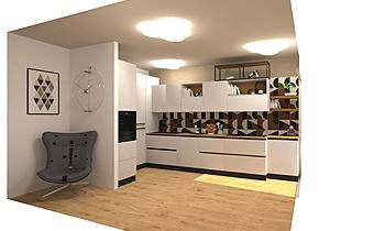 cucina Modern Kitchen Aiello Ceramiche