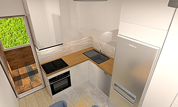 Kitchen Klasický Kuchyň Milos R