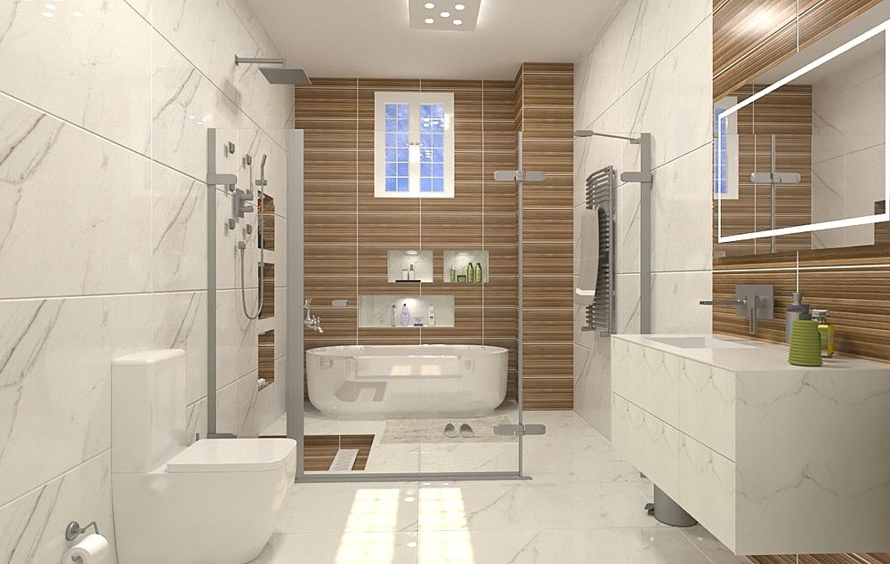 على النعيمى Moderne Salle de bain Ahmed homestyle