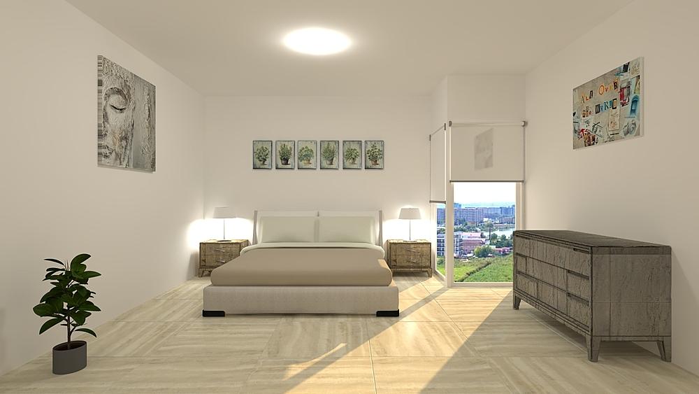 8-Bal-Dormitorio Klasický Ložnice Baldocer  Ceramica