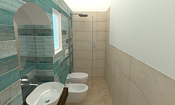 AROMOLO BAGNO SIGNORA Classic Bathroom Giuseppe Politi