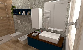 bagno giorno Modern Banyo GREGOLO SRL